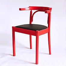 Nábytok - EL TON-o  so sedákom z pravej kože - 9824651_