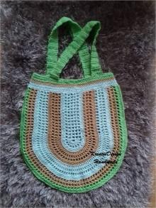Nákupné tašky - Taška - ovál - 9824284_