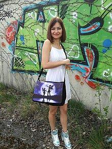 """Veľké tašky - Originálna taška cez rameno """"VÍLY"""" - 9824205_"""