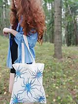 Nákupné tašky - Ručne maľovaná taška, Prepojenie - 9825381_