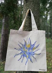 Nákupné tašky - Ručne maľovaná taška, Merida - 9825363_