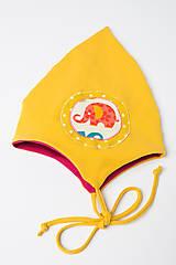 Detské čiapky - Detská čiapočka Trpaslíček - 9826058_