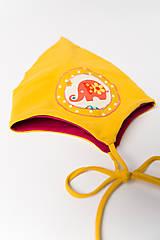 Detské čiapky - Detská čiapočka Trpaslíček II. - 9826073_