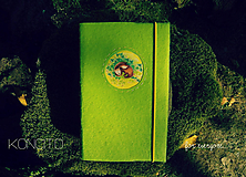 Papiernictvo - Kožuch/obal na knihu: z a j k o - 9828826_