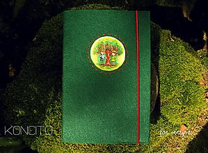 Papiernictvo - Kožuch/obal na knihu: d v a j a - 9828605_