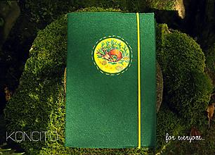 Papiernictvo - Kožuch/obal na knihu: j e l e n č e k - 9828746_
