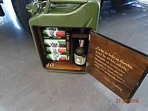 Iné - Kanister Bar - 9828528_