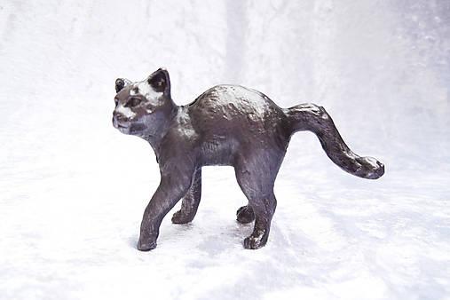 cín mačička tesné mačička do sukne