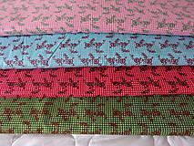Textil - Bavlnené látky - 9827585_