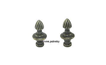 Polotovary - Bronzová úchytka, ihneď - 9827542_