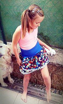 Detské oblečenie - Suknička - dievčatko č.1 - 9829826_