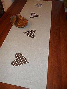 Úžitkový textil - Stredový obrus - 9829541_