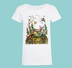 Tričká - Žúžo labúžo - tričko/strih B. - 9830052_