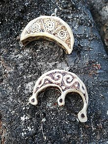 Iné šperky - Malá lunica - 9831791_
