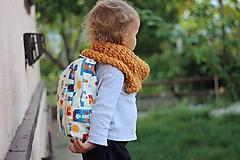 Detské tašky - Detský ruksak rakety  - 9831864_