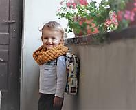 Detské tašky - Detský ruksak rakety  - 9831867_