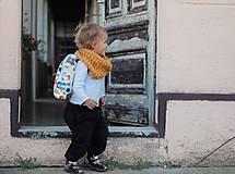 Detské tašky - Detský ruksak rakety  - 9831874_