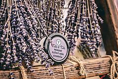 Drogéria - Prírodný pleťový krém Levanduľa 50 ml - 9830241_