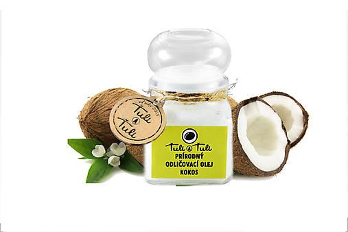 Prírodný odličovací olej Kokos