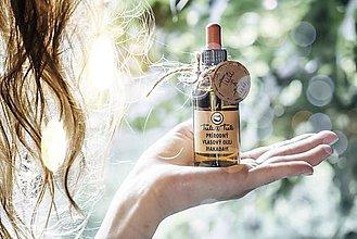 Drogéria - Prírodný vlasový olej Makadam - 9830267_