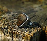 Prstene - Nerezový prsten...