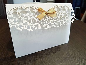 Papiernictvo - Svadobné oznámenie Noemi 2 - 9830037_