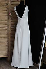 Šaty - Šaty strihu užšia morská panna rôzne farby - 9830425_