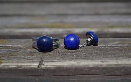 Lapis Lazuli v oceli sada