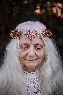 """Ozdoby do vlasov - Tiara """"múdrosť lásky"""" - 9830326_"""