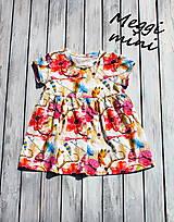 Detské oblečenie - šaty - 9830586_