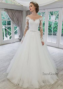 Šaty - svadobné šaty Adele - 9830736_