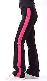 Nohavice - Nohavice s bočným pásom - 9832952_