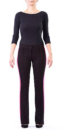 Nohavice - Nohavice s bočným pásom - 9833015_