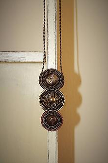 """Náhrdelníky - náhrdelník """"orient"""" - 9833394_"""