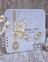 Papiernictvo - Svadobná kniha hostí - 9834763_