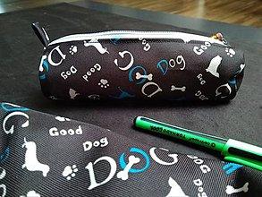 """Taštičky - Peračník """"DOG"""" - 9834535_"""