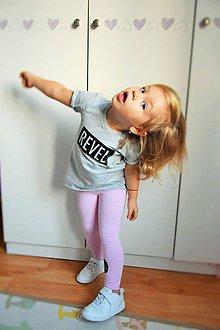 Detské oblečenie - Legíny - RVL - 9833705_
