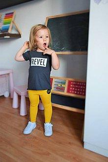 Detské oblečenie - Legíny - RVL - 9833731_