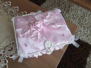 Krabičky - Šperkovnica Rose - 9833430_