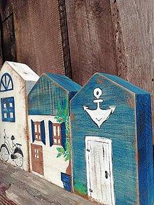 Dekorácie - Moje milované domčeky - 9837616_