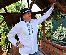 Oblečenie - Pánska folk košeľa V - 9836342_