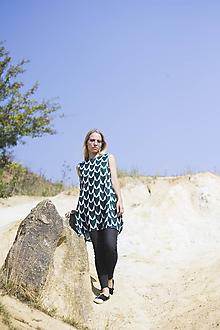 Topy - Tričko zelené šípky - 9835905_