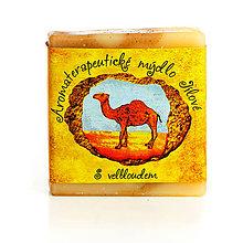Drogéria - Ílové s ťavou - aromaterapeutické mydlo s ílom - 9837659_