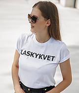 Tričká - Personalizované Tričko LASKYKVET - 9838251_