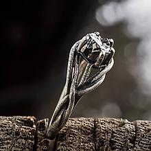 Prstene - Snubáčik -