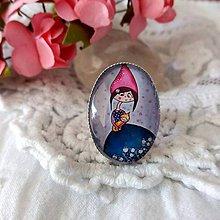 Prstene - *Bytôstky* mama a bábo_prstienok - 9839614_