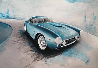 Obrazy - Ferrari 250 SWB II - 9841250_