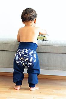 Detské oblečenie - Softshellky