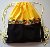 Batohy - Folklórny vak  - 9840068_