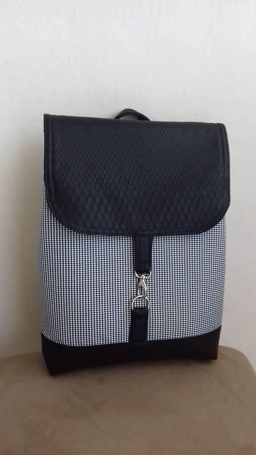 bd501d201 Elegantný batoh / svan - SAShE.sk - Handmade Batohy